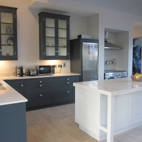 Bespoke kitchen Finian Whelehan Knockdrin