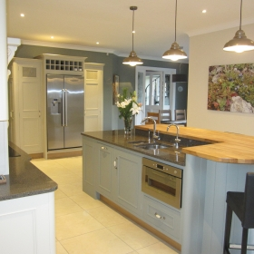 Bespoke kitchen Finian Whelehan Westmeath